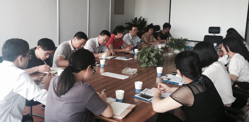 宁波科技大市场工作会议顺利召开