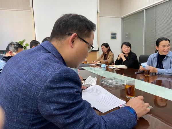 宁波塑机协会深入行业调研,服务企业复工复产行动中