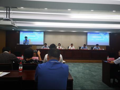 协会参加市贸促会法律顾问团聘任会议